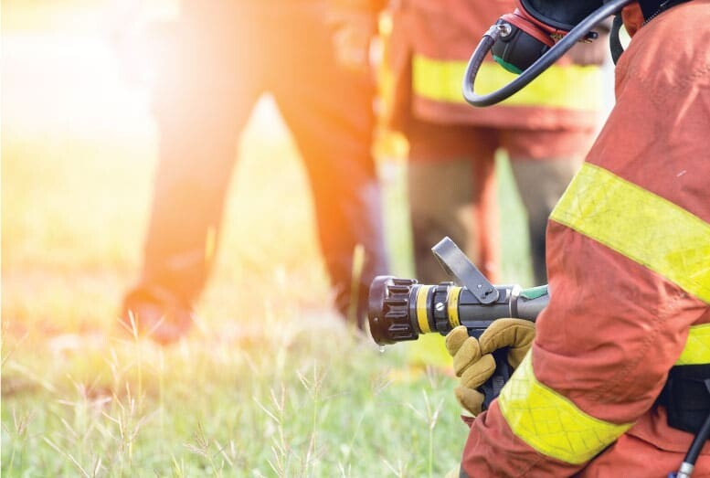 opportunities for firefighters