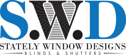stately window designs logo