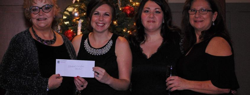 West Kelowna Women of Influence Gala fundraisers