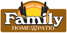 Family Home & Patio logo