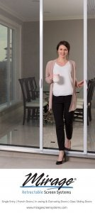 Retractable Screen Door Brochure