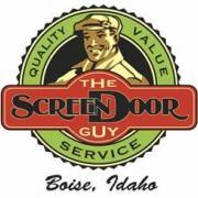 The Screen Door Guy logo