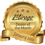January 2019 Dealer of the Month