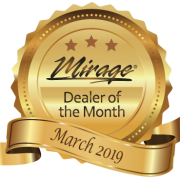 March 2019 Mirage Dealer of the Month